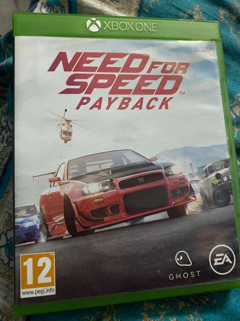 Need For Speed Payback Xbox One Other Hobbies 1019245759