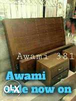 Your choice low profile Bed guaranteed quality furniture by AWAMI
