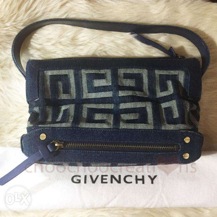 Authentic Givenchy Denim Bag in Las Piñas 682ab0f8894fa