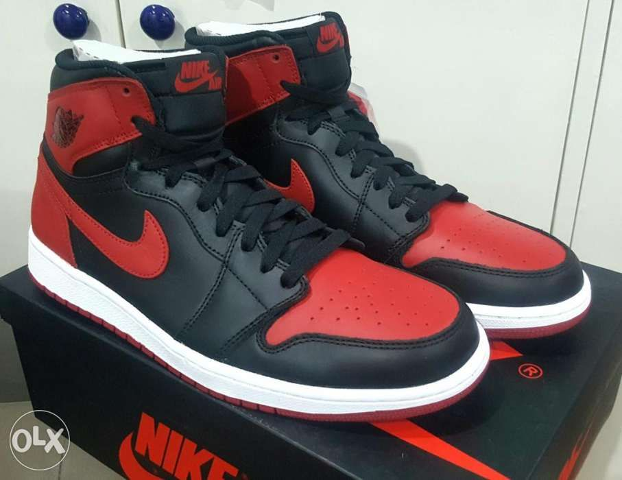 77e655c599d Nike Air Jordan 1 Retro High OG Breds and Gucci in Parañaque, Metro ...
