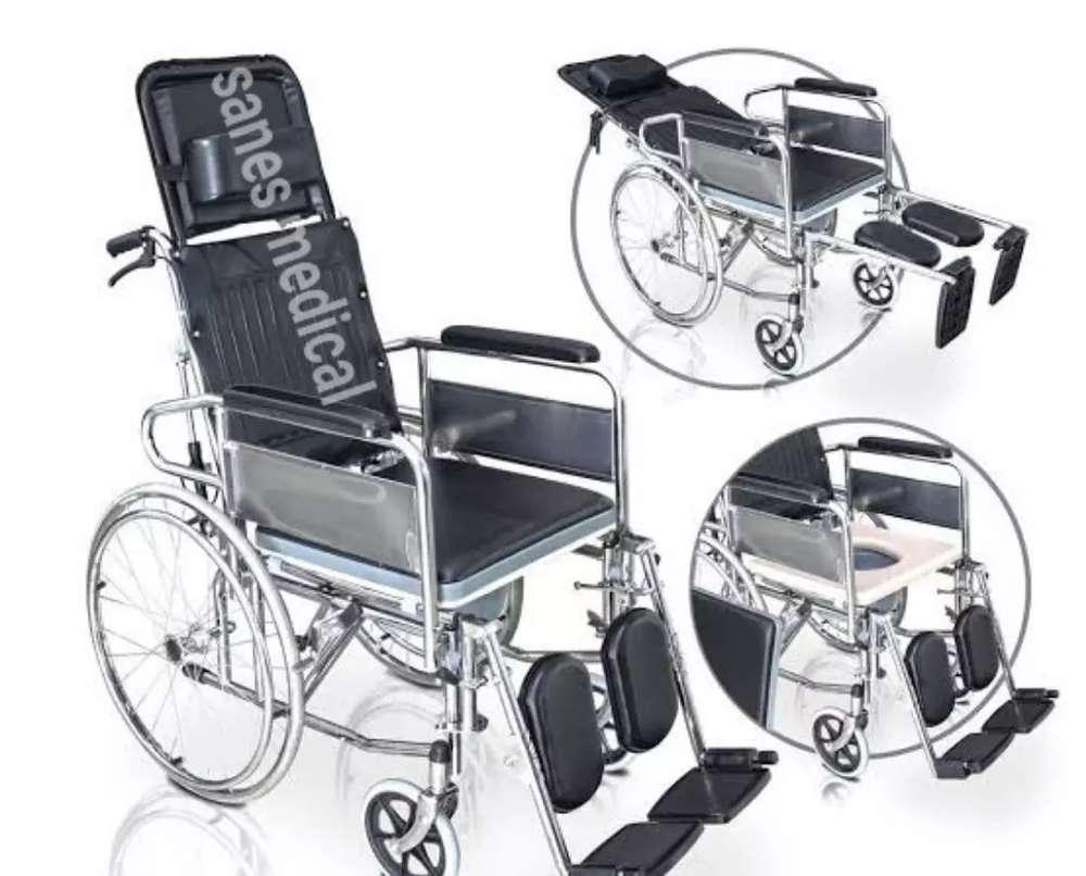 Kursi Wc Duduk Lansia Portable Kursi Nyaman Untuk Orang Tua Santai Terapi Pengobatan 806990054