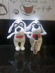 Boneka Mr Peabody import