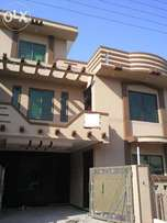 Double story new 35*70,5 Bed house in Pakistan Town Ph-2 Islamabad.