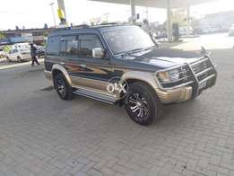 Inter cooler pajero exceed