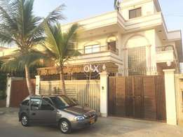 1st floor portion for rent in DHA Ph7