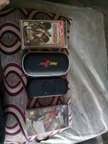 PSP e1004 with two games ... for sale  Bengaluru