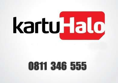 Kartu Halo 10 digit triple 5