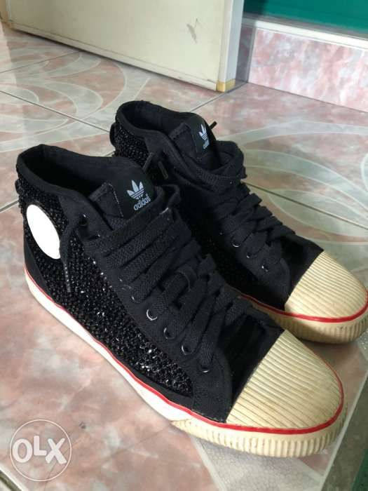 7ec7cbcdc6af SUPER SALE Adidas Jeremy Scott shoes size 105 in Calamba City ...