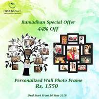 Personalized Wall Photo Frame