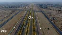 250 Yard Bahria Town Plot in Khi For S a l e in Precinct 06 Good Place