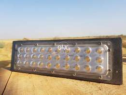 Solar street flood lights