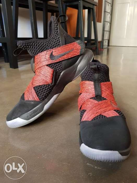 4bac3c957ff2 Nile Lebron Soldier 12 Red Straps in Quezon City