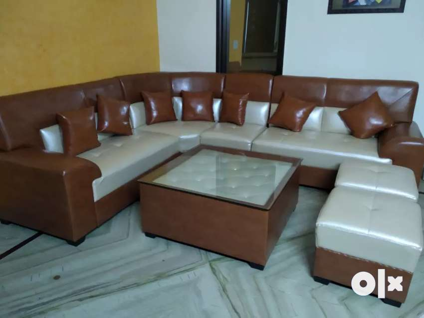 info for 40359 70c8c 7 seater L shape sofa set - Sofa & Dining - 1503206180