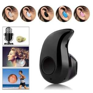 Headset Bluetooth Kecil Mini Single Murah - DARURAT