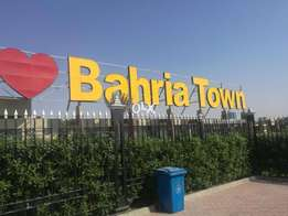 Dream 125 sq yard plots Bahria Town Karachi