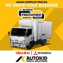 cf8cd9841c1e26 sponsored ISUZU ELF Refrigerated Van - AUTOKID - Wing van - Cargo - Dump  Trucks