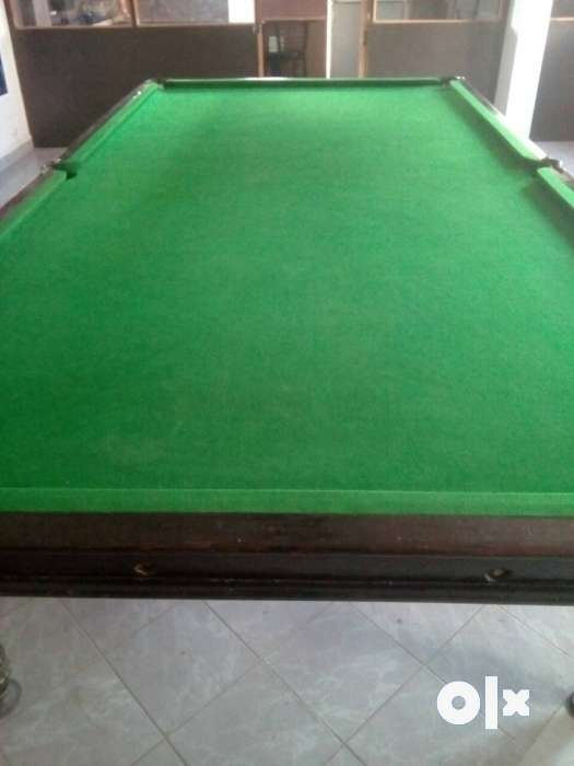 I Want Too Sell My Royal Snooker Table With Bilaspur Books - I want to sell my pool table
