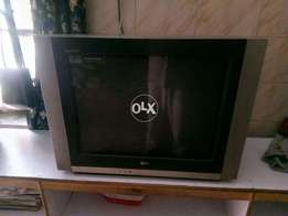 LG TV 30'' Inch Screen For Sale Only 8000/=