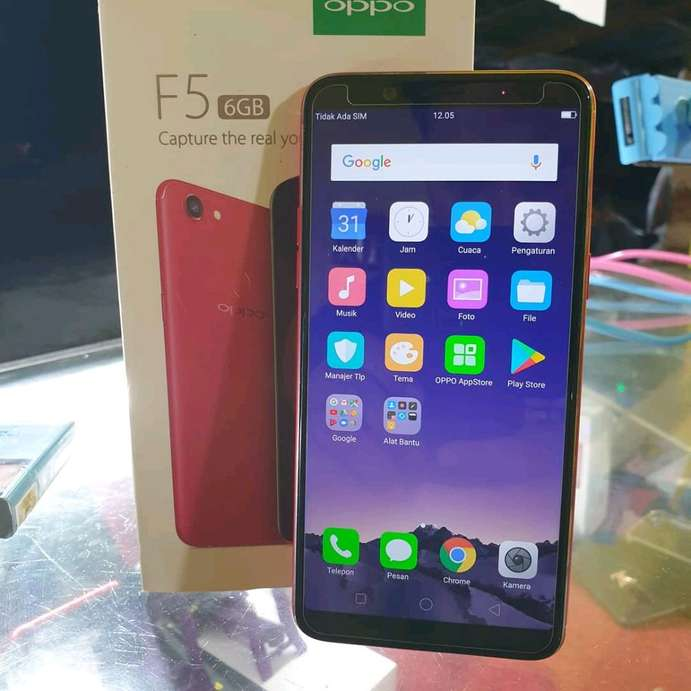 oppo F5 pro 6/64 Red