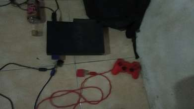 ps 2 hdd 80gb tinggal main