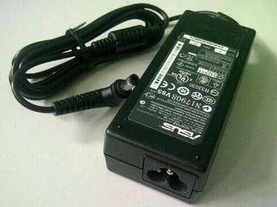 Pusat charger leptop
