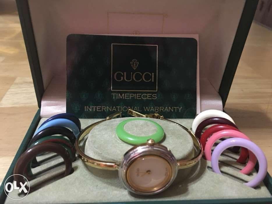b363f2eae00 Gucci Bezel watch in Quezon City