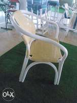 Outdoor Upvc out class winoutdoor chair