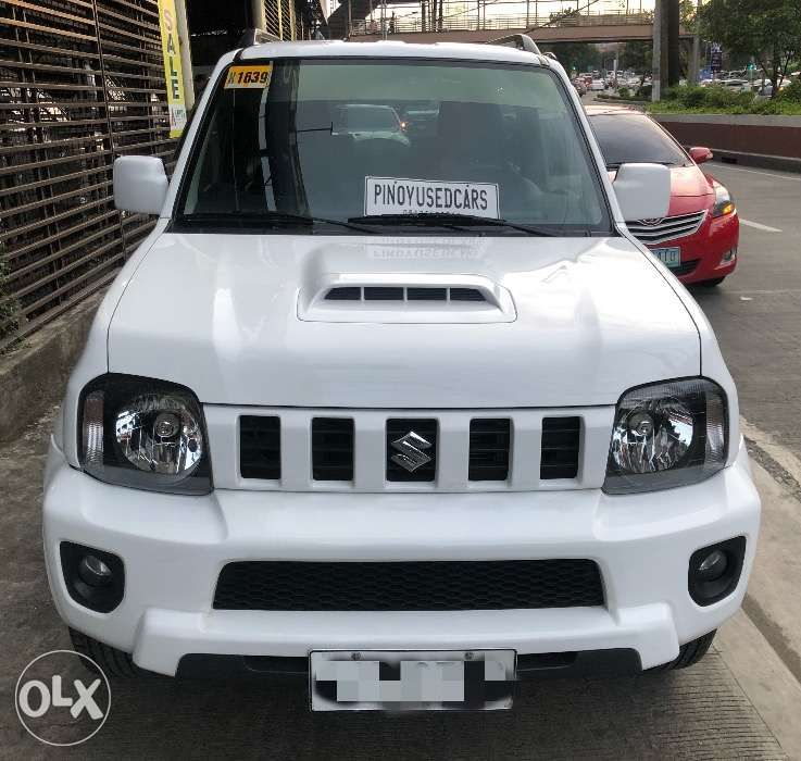 2015 Suzuki Jimny 4x4 Automatic 2014 2016 2017 2018 2013 In Quezon