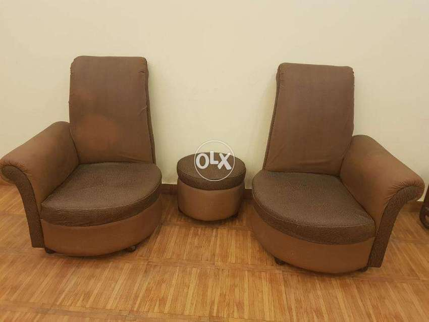 2 Seater Sofa Chair
