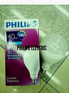 lampu led phlips 40w super terang