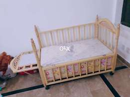 Baby cot for new born to 6 years old