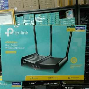 TP-LINK TL-WR941HP 450Mbps Wireless N High Power Router | By Astikom