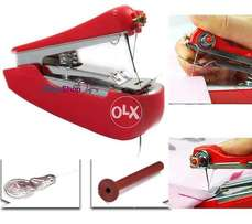 Mini Handheld Sewing Machine - Red delivery all pak