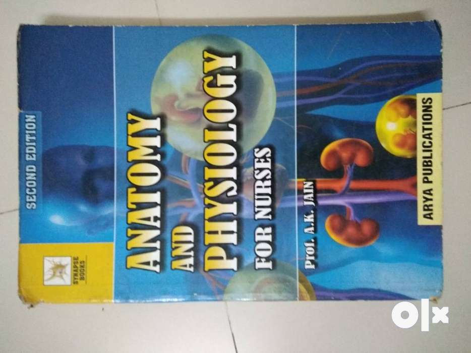 Anatomy and physiology book for medical - Thane - Books, Sports ...