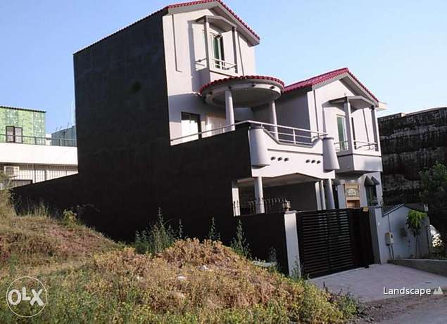 40x80 house ground portion for rent in g13