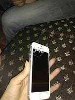 Iphone 5 Silver Colour 16gb