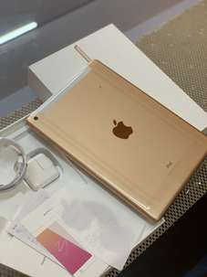 IPAD 6 32GB Gold Wifi+ Celuler  Aktif
