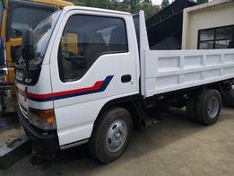 5e3b64231e sponsored Isuzu elf dump truck 6w 4hf1 japan surplus ready to pull out subic