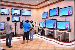 led tv installment (All size and model available on installment)