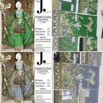 Lawn Embroider -3 Pc Suit