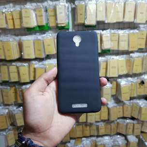 Case Midnight Blackmatte Xiaomi Redmi Note 2 Black Matte
