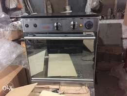 Electric an Gas Builtin Baking oven At Factory price With Warranty NEW
