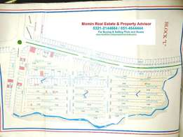 New city Phase 2 L block 5 marla plot for sale Final price