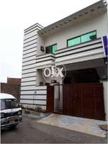 5 Marla Beautiful House in Ghouri Town Near Airport Chowk and Highway