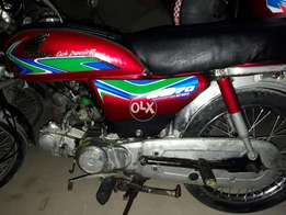 Honda CD70.1998 model Aone condition.docyment available