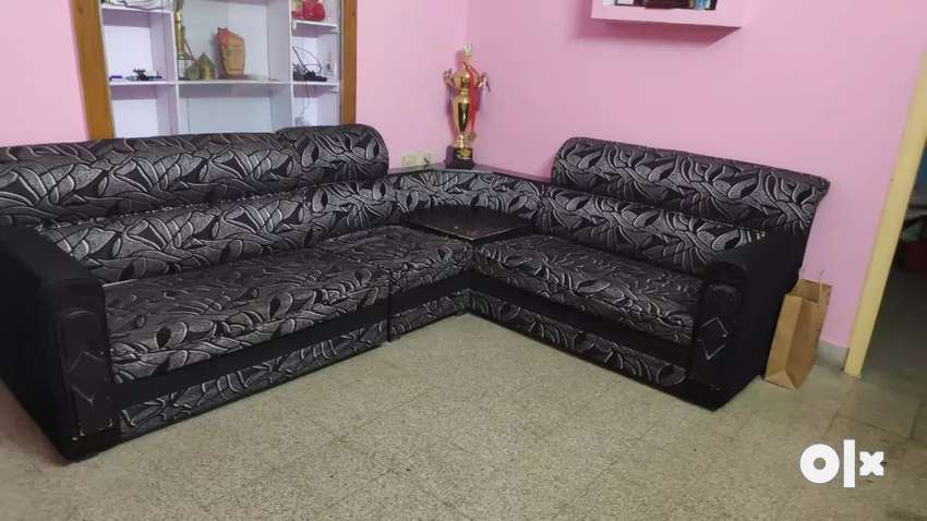 BIG SOFA SET COMBO COUCH x3 (3+2+CORNER PIECE) - Sofa ...
