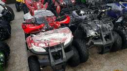 great suspension system quad 4 wheeler atv bike deliver all over pak