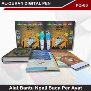 AL QURAN PEN LUXURY PQ66 Alquran Digital Read Pen Murah - Belajar Ngaj