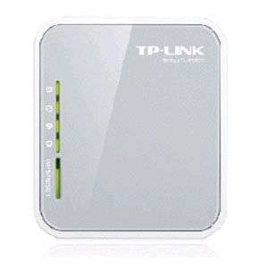 TP-LINK Portable 3G/4G Wireless N Router - TL-MR3020 - Silver
