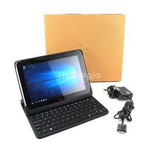 "Tablet HP Elitepad 900 G1 10.1"" plus Jacket Keyboard Free Flashdisk"